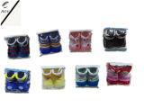 8つのカラー子供の動物のヘッド屋内靴(RY-SL16128)
