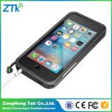 """Het zwarte Waterdichte Mobiele Geval van de Telefoon Lifeproof voor iPhone 6 4.7 """""""