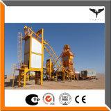 Planta móvel 2016 da mistura do asfalto da maquinaria rápida e fácil da instalação