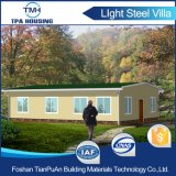Flat Pack Contemporary Prefabricated Steel Villa