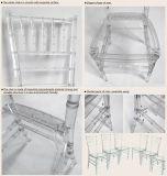 Прозрачный ясный стул Тиффани банкета (JC-SZJ02)
