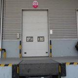 Porte sectionnelle automatique supplémentaire sectionnelle d'entrepôt