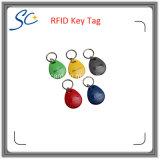 Etiqueta dominante barata del Lf 125kHz/Hf 13.56MHz RFID del ABS con color multi