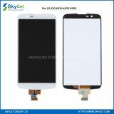 Pantalla del digitizador del tacto del LCD del teléfono celular de 5.3 pulgadas para LG K10 LCD