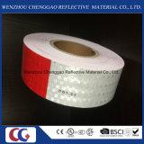 Tipo cinta reflexiva del PVC (C3500-B del panal DOT-C2 (D))