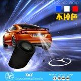 2015 de Nieuwste Lichtrode Kleur Van uitstekende kwaliteit van de Waarschuwing van de Laser van de Auto van gelijkstroom 12V Super Heldere Auto Antibotsings