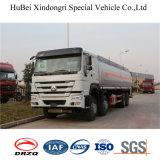 camion de réservoir de carburant de l'euro 4 de 30cbm Sinotruk