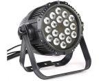 54*3W RGBW imprägniern LED-NENNWERT Licht
