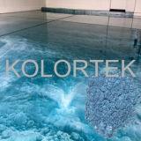 Порошок пигмента пола Kolortek Epoxy