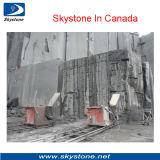 Fil de diamant pour l'extraction en carrière de découpage de marbre de granit