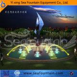 Fontaine décorative de musique de premier de pente de Seafountain stationnement de modèle