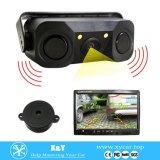 주차 카메라, 자동차 역방향 카메라 & 2 주차 센서 (XY-9818D)
