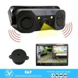 Parking Camera, Auto Reverse Camera & 2 Parking Sensors (XY-9818D)