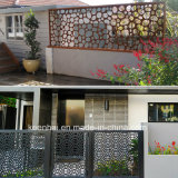 Ontwerpen van de Hoofdingang van de Tuin van het aluminium de Moderne