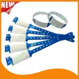 Braceletes de pulseira de identificação descartável de plástico para uso profissional (E8020A-16)