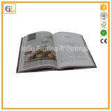 Impression de livre de livre À couverture dure, service d'impression de livre de livre À couverture dure