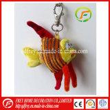Mini brinquedo de Keychain para a promoção do presente de feriado