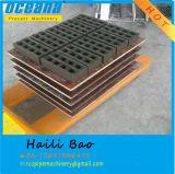 Bloque del cemento que hace la máquina de fabricación de ladrillo de la máquina (QT5-15)