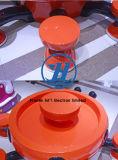 Vector vendedor caliente de la arena del equipo del patio de los niños para los niños Entainment (ZJ-OST04-A)