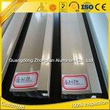 Profil en aluminium de meubles de décoration d'approvisionnement d'usine avec la couleur en cristal
