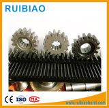 Стандартные автоматические шкафы подъема конструкции сползая строба гибкие, шестерни механизма реечной передачи, стальной шкаф шестерни C45 и G60