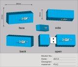 32GB de Stok van de Gift USB van Pendrive met het Gadget van de Druk van het Embleem