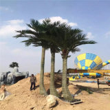 Árvore de prata da alga de Médio Oriente da simulação