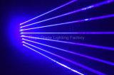 Barre bleue de laser de faisceau de la Chine des événements de disco d'exposition de laser