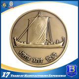 Изготовленный на заказ античная монетка металла с этикетой печатание для промотирования (Ele-C024)
