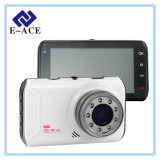 Novatek weiße Auto-Kamera mit 9 der IR-Lampen-Nachtsicht