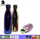 Double bouteille d'eau de vente chaude de mur de la nouveauté BPA librement