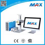 Strumentazione astuta massima del Engraver dell'indicatore del laser della fibra di Photonics per metallo, plastica, marcatura del PVC