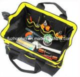 Valigia attrezzi multifunzionale piegante dell'elettricista della mano portatile del kit