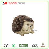Figurine Hedgehog Polyresin для украшения дома и сада