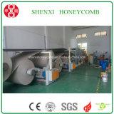 La alta calidad recicla la máquina de papel del panal