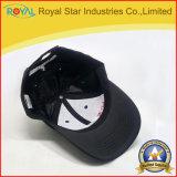 Hut-Rand-Baseballmütze 100% der Baumwollkundenspezifischen Stickerei-3D flache