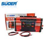 Suoer 1500W 12V 220V толковейшее с инвертора силы волны синуса решетки чисто с индикацией LCD (FPC-D1500A)