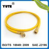 Yute Marke SAEJ 2196 Qualitäts-Charging-Gummi-Schlauch mit Armaturen