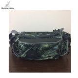 Camouflage Softsided imperméable à l'eau avec le sac de base résistant aux chocs de palan de pêche
