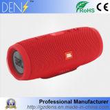 Haut-parleur sans fil de la charge 3 de Jbl de tablette de téléphone mobile rouge