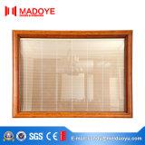 Ventana eléctrica del obturador del diseño elegante con el vidrio aislador