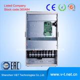 El Ce de V&T E5-H certificó el control de vector de gran alcance de Sensorless de la velocidad 3pH del mecanismo impulsor variable económico de la CA 11 a 45kw-HD