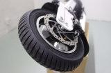 2017 Popular dos rueda plegable eléctrica patada pie Scooters