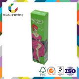 Qualitäts-farbenreicher kosmetischer Papierkasten