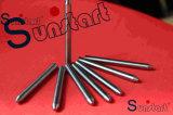 Sunstart 워터 제트 연마 노즐 6.35 * 1.02 * 76.2mm