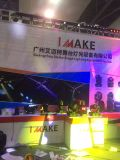 Luz de la etapa de la alta calidad LED de Guangzhou con la función de amortiguación del estroboscópico