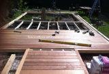 Decking al aire libre de la madera dura de S4s Merbau