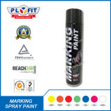 Luminiscente Raya indicadora pintura de aerosol