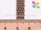sangle de nylon de 7mm pour les produits de laisse d'animal familier ou l'extracteur de tirette