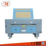De duurzame Scherpe Machine van de Laser wordt gehouden van door Cliënten (JM-1280t-CCD)